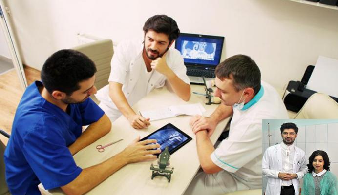 Emanuel Anti, medicul care a efectuat o operație în premieră la Bacău
